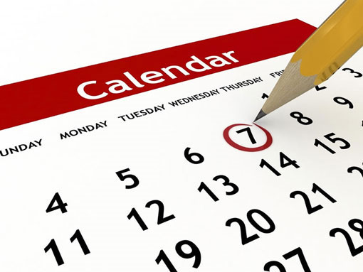 Dental Appointment Calendar
