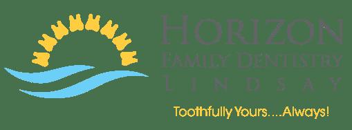 Horizon Family Dentistry Lindsay Logo